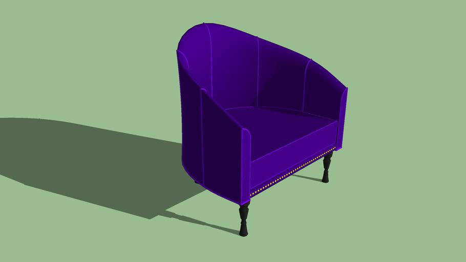 armchair fauteuil