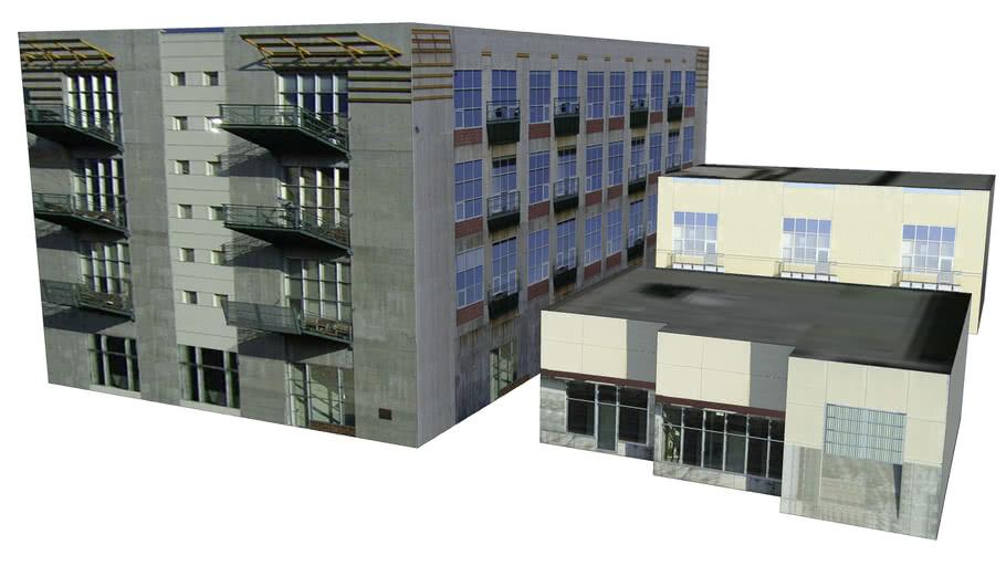 William Havu Gallery and Apartments