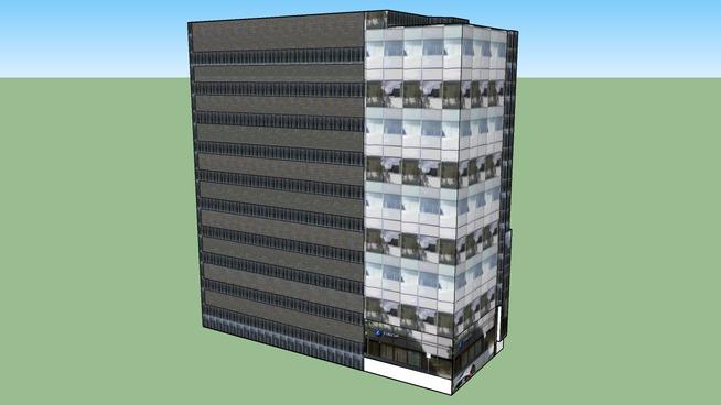Building Zurich in Belfast Irlanda