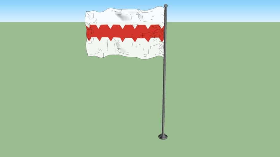 Flag of Omsk