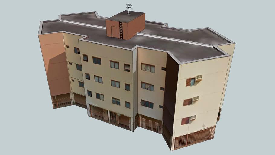 Condomínio Residencial Augusto Moreno Filho - Torre 6