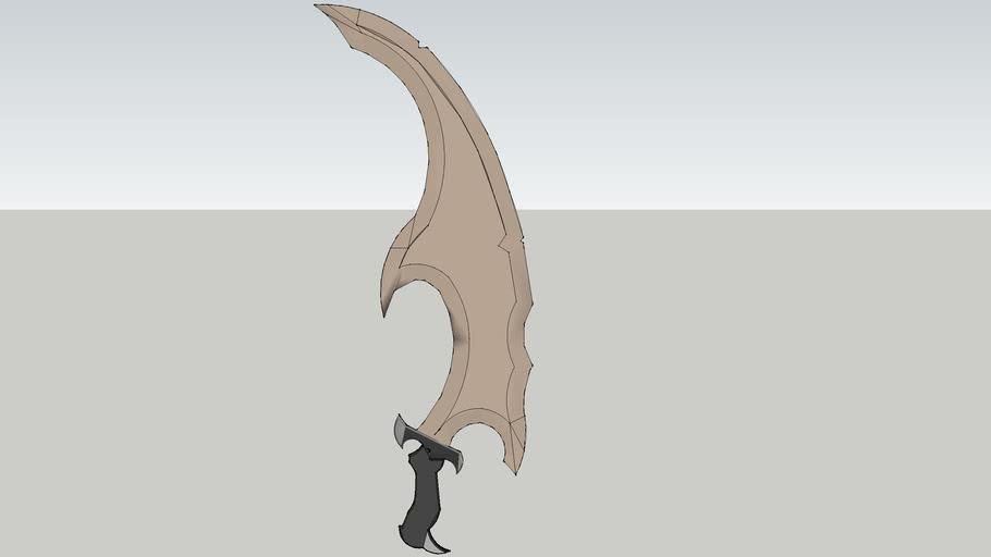 Dwarven Battle Sword