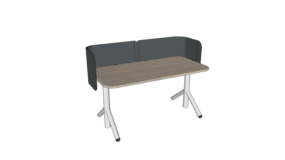 Steelcase Flex Height-Adjustable Desk