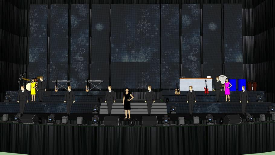 Bucharest concert