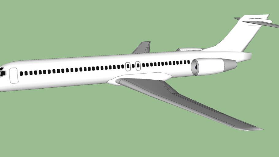 Boeing 717-200 (With eyebrow window)