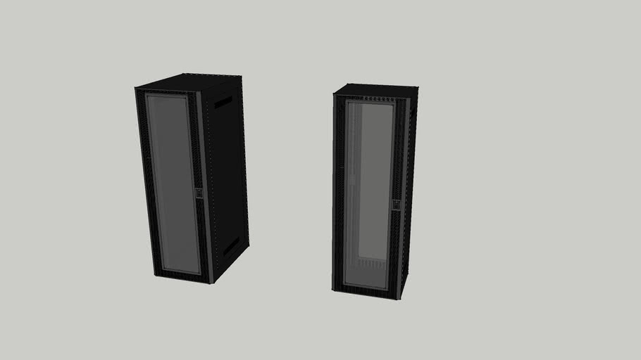 Rack Datos North 3D