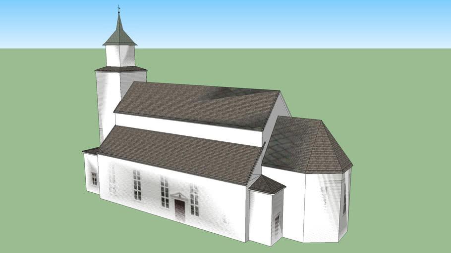 Sveio kyrkje