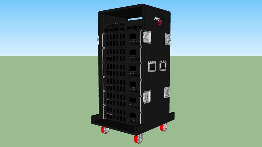 Prg Series 400 Full Rack 3d Warehouse