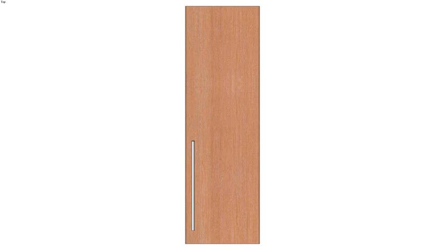 Wall Single Door 48H