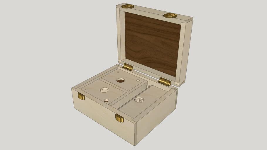 JessEm 8350 Doweling Jig Storage Box