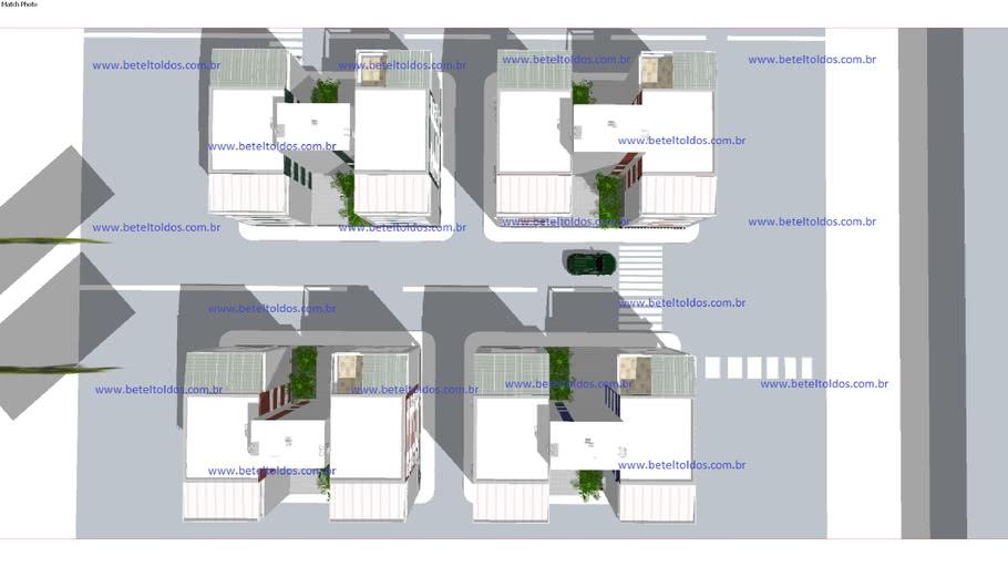 Coberturas em telha  termo - acústica & em Policarbonato