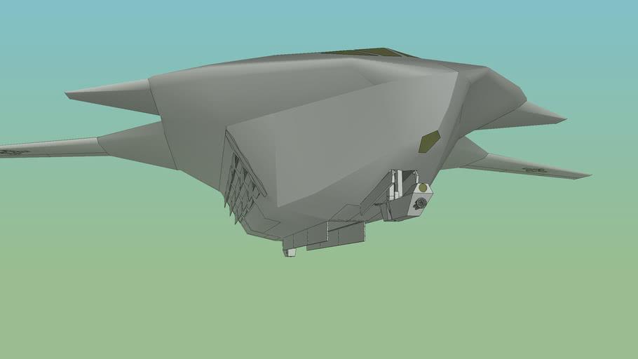 ARGO AIRCRAFTS VAD-110 Intruder-assault hoovering