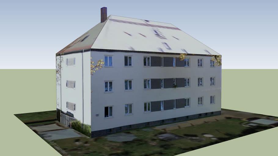 Wohnhaus Sternenstrasse 12 in Leipzig Engelsdorf