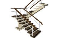Balcones, Escaleras y Antepechos