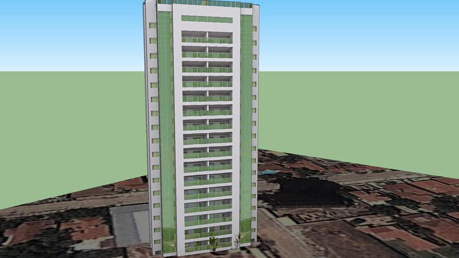 RESIDENCIAL VINICIUS DE MORAIS Em construção