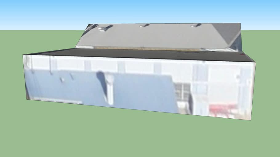 Building in Emeryville, CA 94608, USA