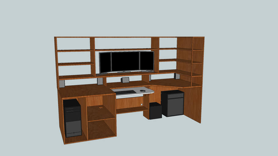 Hutch Desk