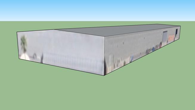 Building in Enterprise, NV, USA