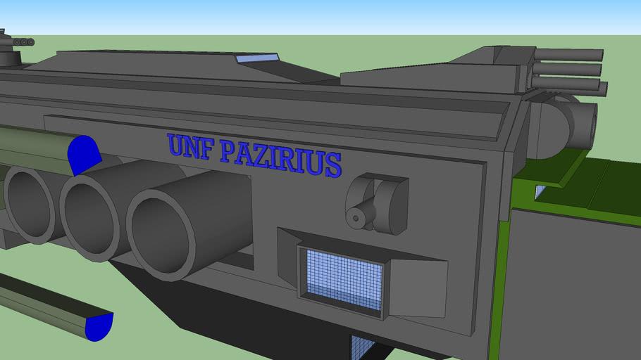 UFP PAZIRIUS