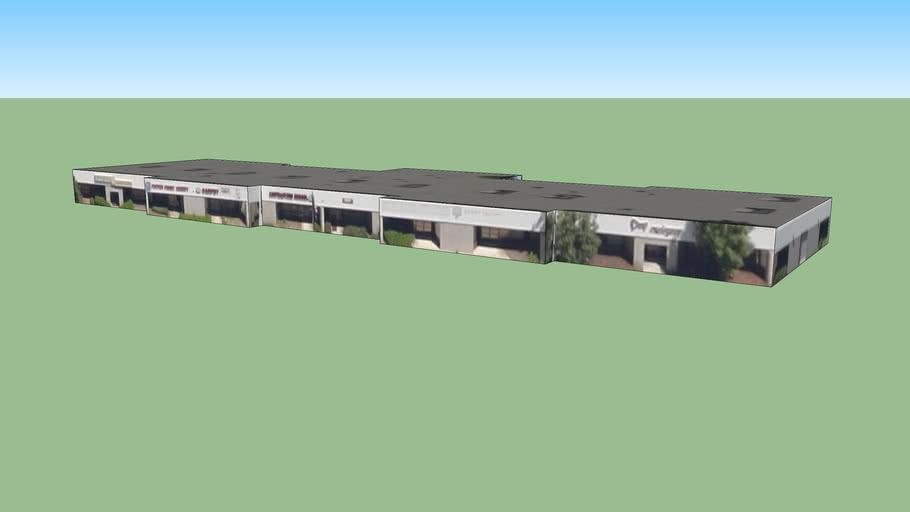 Building in Redlands 009, CA, USA