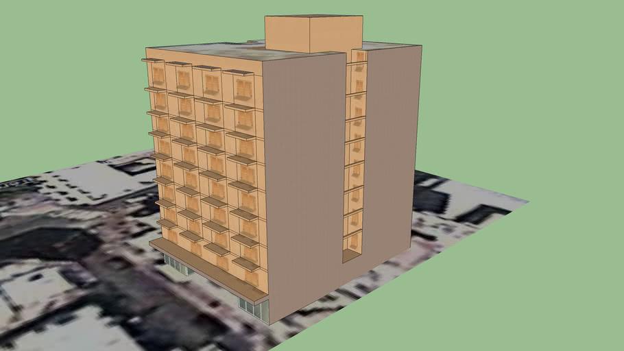 Edificio Sarmiento N°589