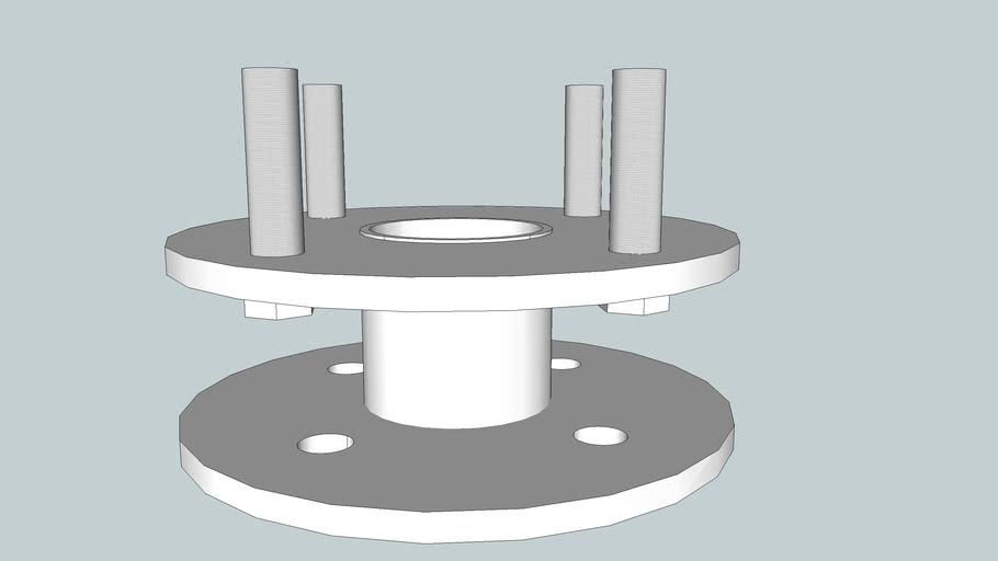 Pole Plate Adapter