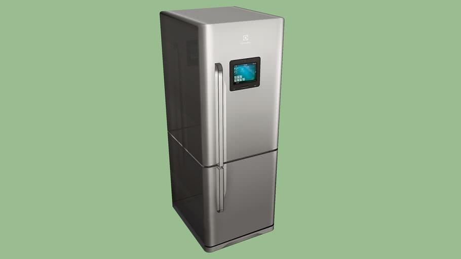 Refrigerador DT52X Electrolux
