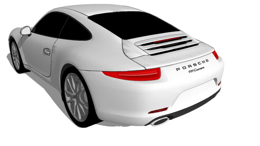 2012 Porsche 911 Carrera (991)