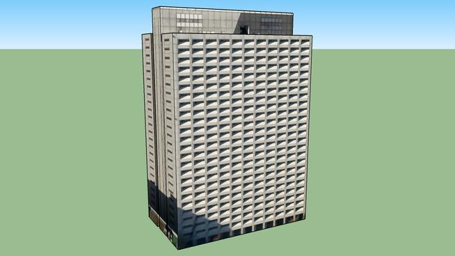 Adresa budovy: Chiyoda, Tokio, Japonsko
