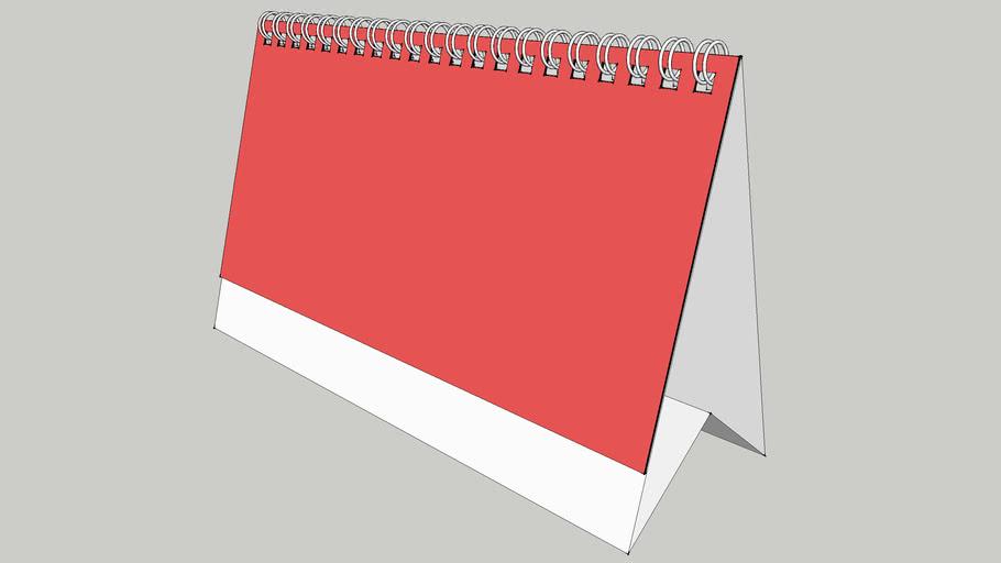 Настольный календарь (desktop calendar) 195x115