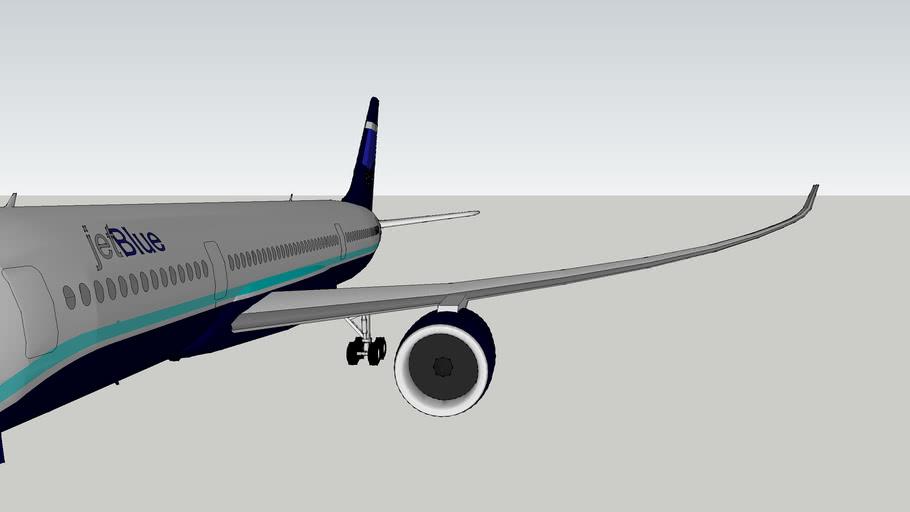Jet Blue A350
