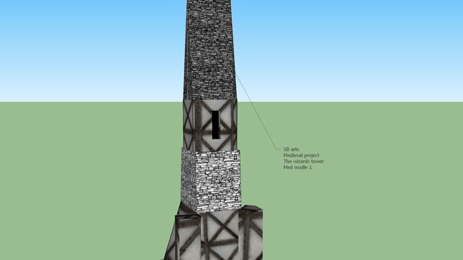 The wizard tower 1