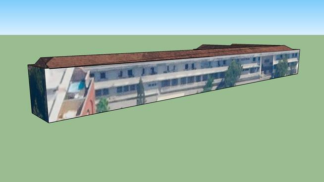 Instituto de Educação de Minas Gerais - IEMG - Prédio II
