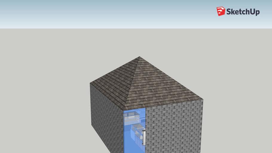 3D shop by Aqsin