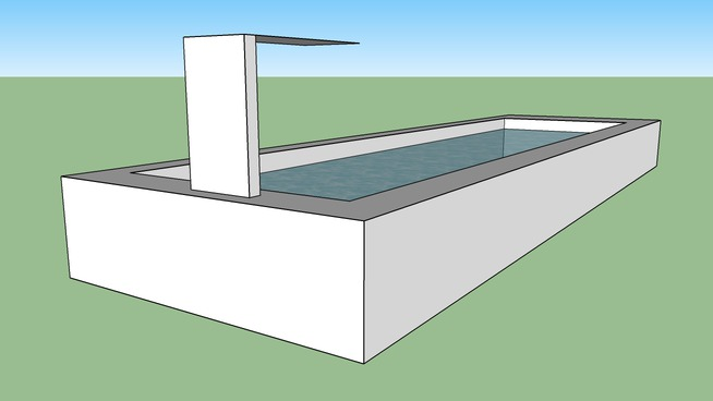 A very simple pool