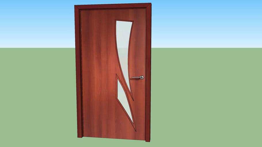 cherry interior door