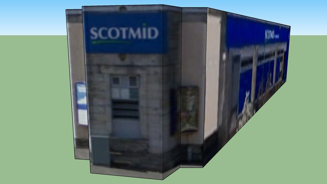 Bygning i Edinburgh EH12 5TG, Storbritannien