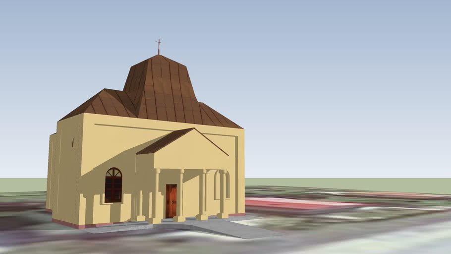 Slovenské Nové Mesto - Rímsko-Katolicky kostol sv.Štefana