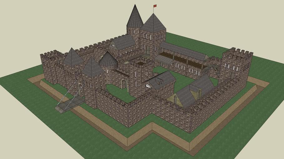 Castle Eaglestone (Burg Adlerstein)
