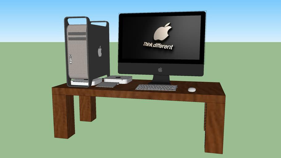 APPLE developer desktop