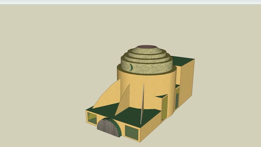 New Moskee Design
