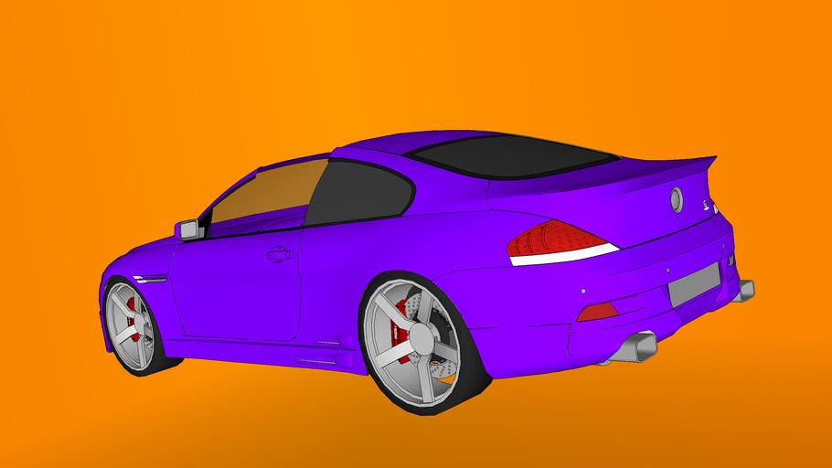 BMW M6 Tension Modified
