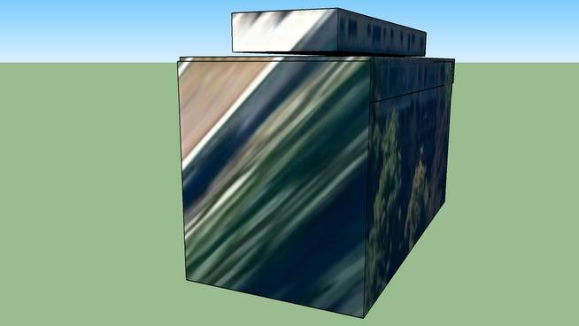 Зграда на адреси 1050, Белгија