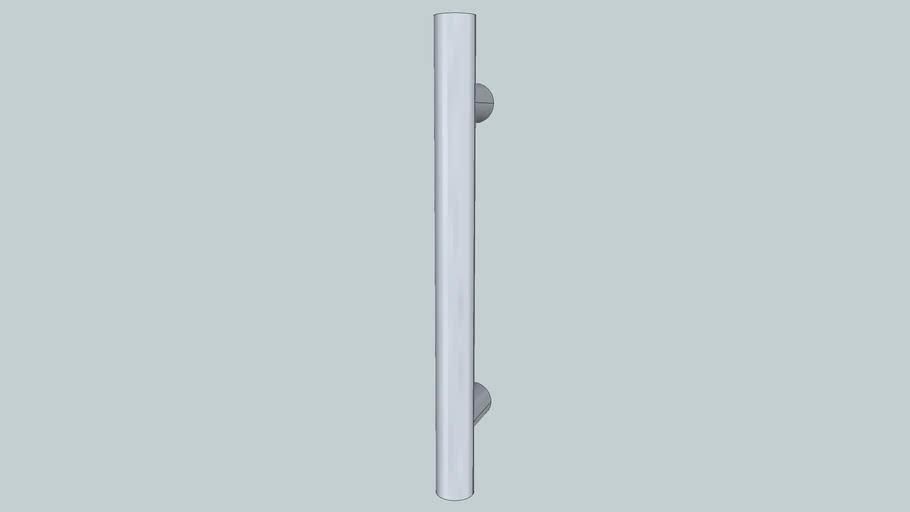 Nickel Door Handle