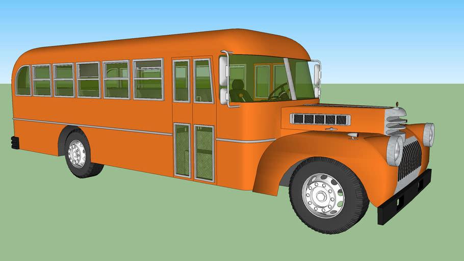 1948 CHEVROLET AMERICAN VINTAGE BUS