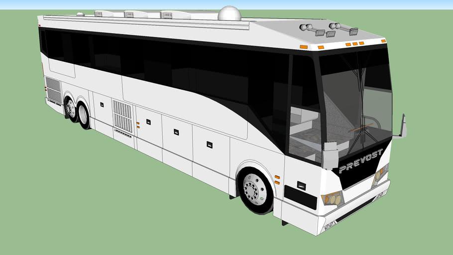 2011 PREVOST H 3-45 ENTERTAINER MOTORCOACH BUS