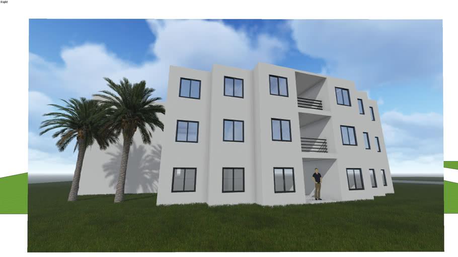 FLATPACKS BUILDING COMPLEX