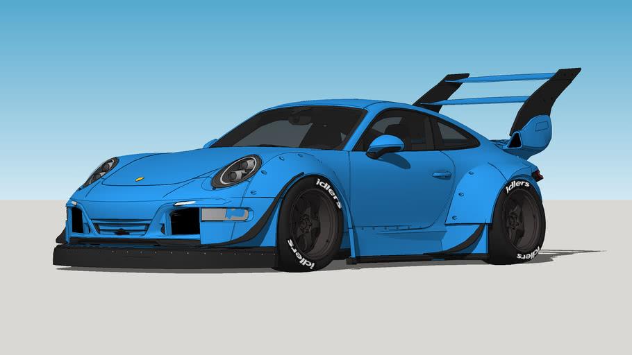 2016 Porsche - 991 RWB *