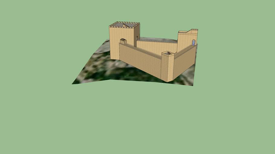 Fortaleza de la Mota: Torre del Homenaje