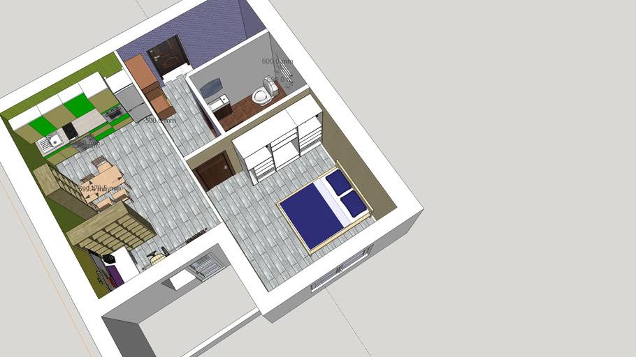 Квартира 45 м.кв_мкр4.Кольцово
